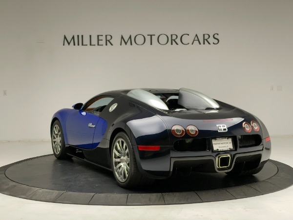 Used 2008 Bugatti Veyron 16.4 Base for sale Call for price at Rolls-Royce Motor Cars Greenwich in Greenwich CT 06830 6