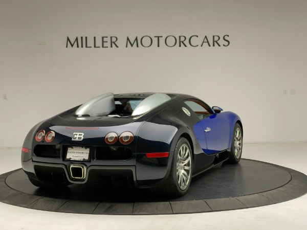 Used 2008 Bugatti Veyron 16.4 Base for sale Call for price at Rolls-Royce Motor Cars Greenwich in Greenwich CT 06830 7