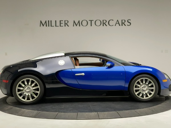 Used 2008 Bugatti Veyron 16.4 Base for sale Call for price at Rolls-Royce Motor Cars Greenwich in Greenwich CT 06830 9