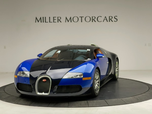 Used 2008 Bugatti Veyron 16.4 Base for sale Call for price at Rolls-Royce Motor Cars Greenwich in Greenwich CT 06830 1