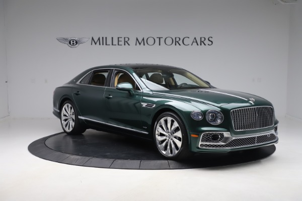 New 2020 Bentley Flying Spur W12 First Edition for sale $281,050 at Rolls-Royce Motor Cars Greenwich in Greenwich CT 06830 11