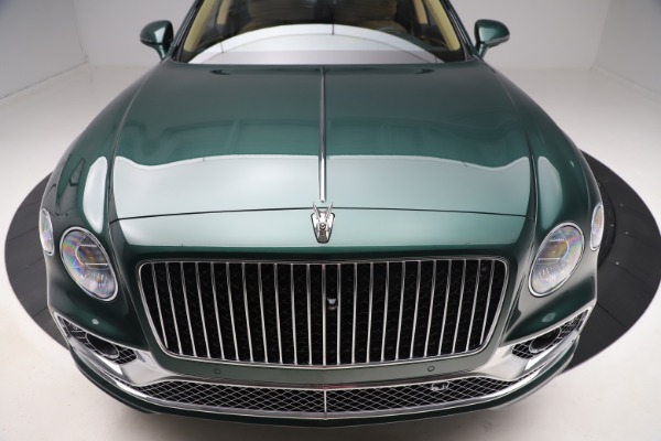 New 2020 Bentley Flying Spur W12 First Edition for sale $281,050 at Rolls-Royce Motor Cars Greenwich in Greenwich CT 06830 13