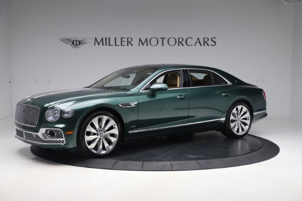 New 2020 Bentley Flying Spur W12 First Edition for sale $281,050 at Rolls-Royce Motor Cars Greenwich in Greenwich CT 06830 2