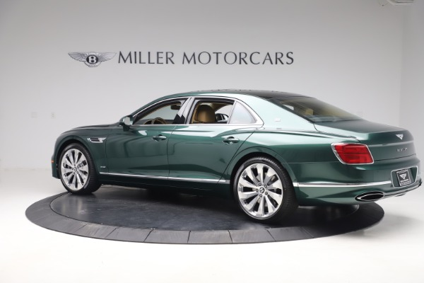 New 2020 Bentley Flying Spur W12 First Edition for sale $281,050 at Rolls-Royce Motor Cars Greenwich in Greenwich CT 06830 4