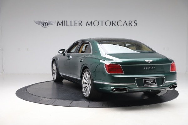 New 2020 Bentley Flying Spur W12 First Edition for sale $281,050 at Rolls-Royce Motor Cars Greenwich in Greenwich CT 06830 5