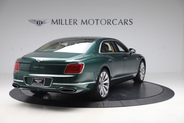 New 2020 Bentley Flying Spur W12 First Edition for sale $281,050 at Rolls-Royce Motor Cars Greenwich in Greenwich CT 06830 7