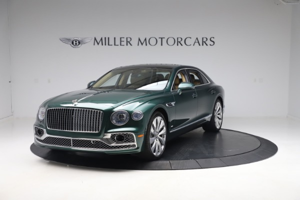 New 2020 Bentley Flying Spur W12 First Edition for sale $281,050 at Rolls-Royce Motor Cars Greenwich in Greenwich CT 06830 1