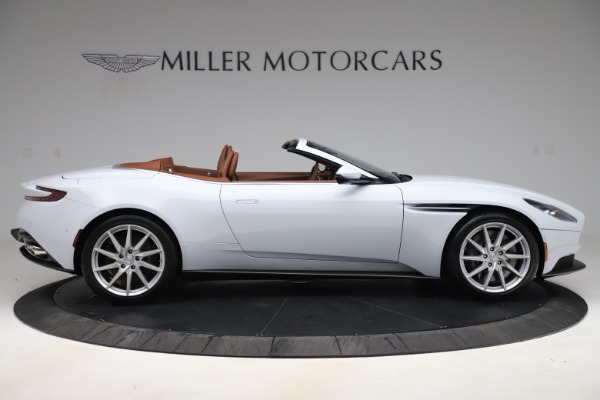 New 2020 Aston Martin DB11 Volante Convertible for sale $244,066 at Rolls-Royce Motor Cars Greenwich in Greenwich CT 06830 10