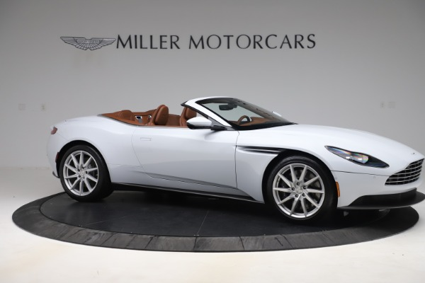 New 2020 Aston Martin DB11 Volante Convertible for sale $244,066 at Rolls-Royce Motor Cars Greenwich in Greenwich CT 06830 11