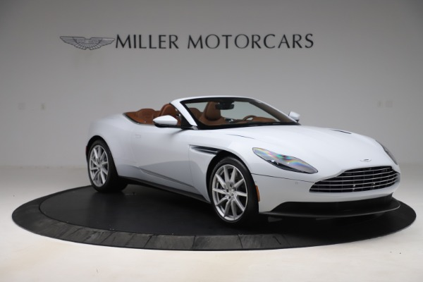 New 2020 Aston Martin DB11 Volante Convertible for sale $244,066 at Rolls-Royce Motor Cars Greenwich in Greenwich CT 06830 12