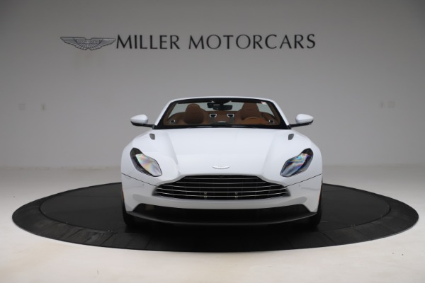 New 2020 Aston Martin DB11 Volante Convertible for sale $244,066 at Rolls-Royce Motor Cars Greenwich in Greenwich CT 06830 13
