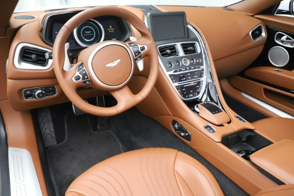 New 2020 Aston Martin DB11 Volante Convertible for sale $244,066 at Rolls-Royce Motor Cars Greenwich in Greenwich CT 06830 14