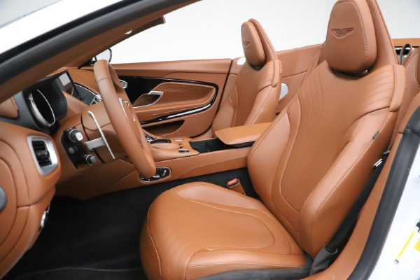 New 2020 Aston Martin DB11 Volante Convertible for sale $244,066 at Rolls-Royce Motor Cars Greenwich in Greenwich CT 06830 16