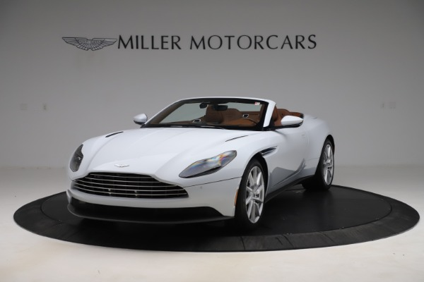 New 2020 Aston Martin DB11 Volante Convertible for sale $244,066 at Rolls-Royce Motor Cars Greenwich in Greenwich CT 06830 2