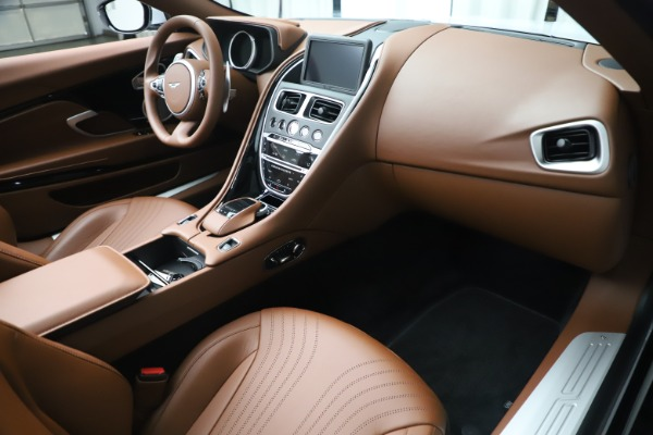 New 2020 Aston Martin DB11 Volante Convertible for sale $244,066 at Rolls-Royce Motor Cars Greenwich in Greenwich CT 06830 20