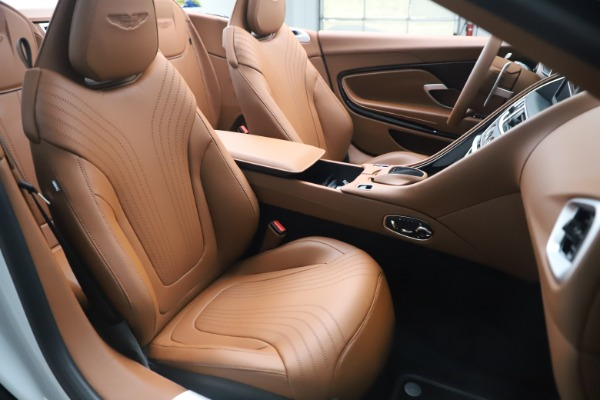 New 2020 Aston Martin DB11 Volante Convertible for sale $244,066 at Rolls-Royce Motor Cars Greenwich in Greenwich CT 06830 21
