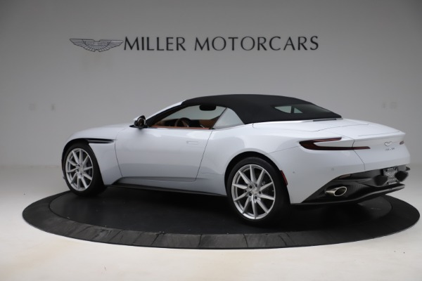 New 2020 Aston Martin DB11 Volante Convertible for sale $244,066 at Rolls-Royce Motor Cars Greenwich in Greenwich CT 06830 24