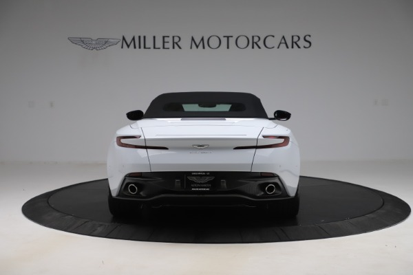 New 2020 Aston Martin DB11 Volante Convertible for sale $244,066 at Rolls-Royce Motor Cars Greenwich in Greenwich CT 06830 25