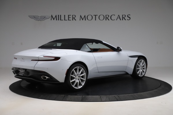 New 2020 Aston Martin DB11 Volante Convertible for sale $244,066 at Rolls-Royce Motor Cars Greenwich in Greenwich CT 06830 26