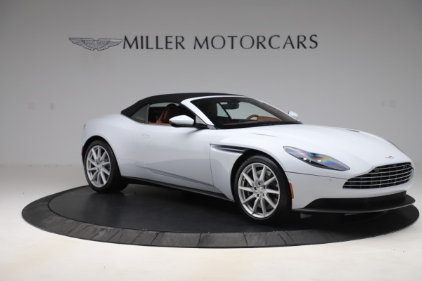 New 2020 Aston Martin DB11 Volante Convertible for sale $244,066 at Rolls-Royce Motor Cars Greenwich in Greenwich CT 06830 28