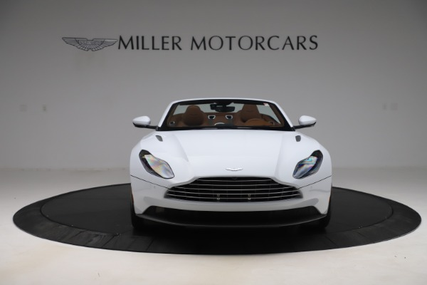 New 2020 Aston Martin DB11 Volante Convertible for sale $244,066 at Rolls-Royce Motor Cars Greenwich in Greenwich CT 06830 3