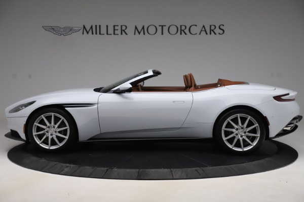 New 2020 Aston Martin DB11 Volante Convertible for sale $244,066 at Rolls-Royce Motor Cars Greenwich in Greenwich CT 06830 4