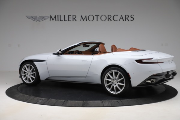New 2020 Aston Martin DB11 Volante Convertible for sale $244,066 at Rolls-Royce Motor Cars Greenwich in Greenwich CT 06830 5