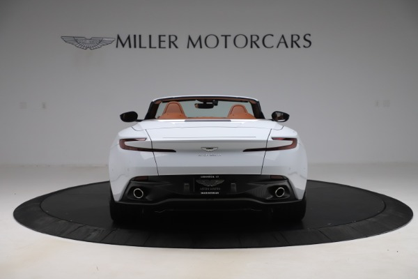 New 2020 Aston Martin DB11 Volante Convertible for sale $244,066 at Rolls-Royce Motor Cars Greenwich in Greenwich CT 06830 7