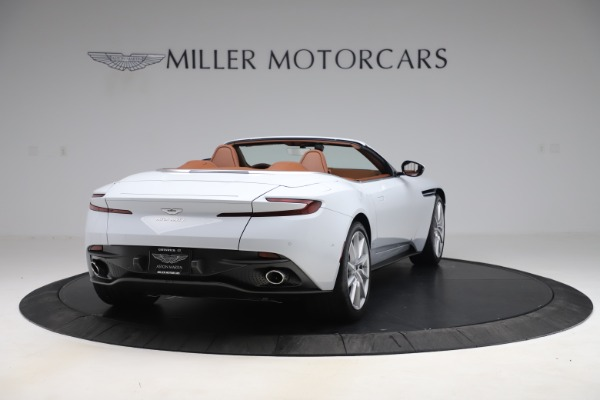 New 2020 Aston Martin DB11 Volante Convertible for sale $244,066 at Rolls-Royce Motor Cars Greenwich in Greenwich CT 06830 8