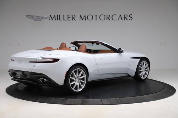 New 2020 Aston Martin DB11 Volante Convertible for sale $244,066 at Rolls-Royce Motor Cars Greenwich in Greenwich CT 06830 9