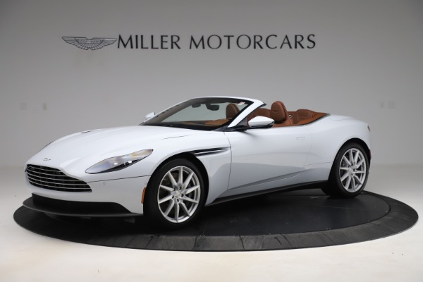 New 2020 Aston Martin DB11 Volante Convertible for sale $244,066 at Rolls-Royce Motor Cars Greenwich in Greenwich CT 06830 1