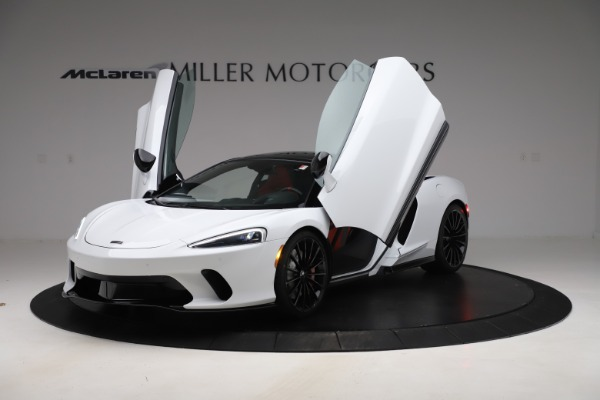 New 2020 McLaren GT Coupe for sale $257,242 at Rolls-Royce Motor Cars Greenwich in Greenwich CT 06830 10
