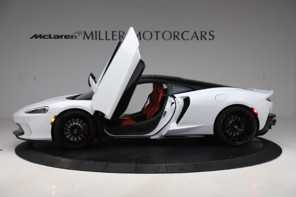 New 2020 McLaren GT Coupe for sale $257,242 at Rolls-Royce Motor Cars Greenwich in Greenwich CT 06830 11