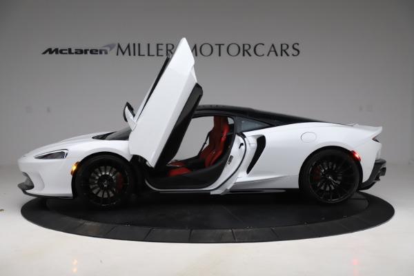New 2020 McLaren GT Pioneer for sale $257,242 at Rolls-Royce Motor Cars Greenwich in Greenwich CT 06830 11