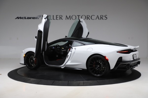 New 2020 McLaren GT Coupe for sale $257,242 at Rolls-Royce Motor Cars Greenwich in Greenwich CT 06830 12