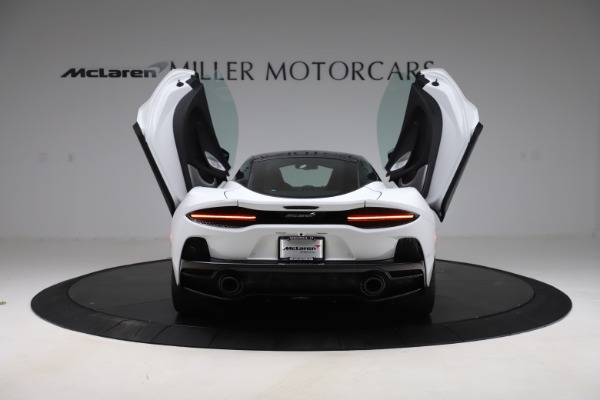 New 2020 McLaren GT Coupe for sale $257,242 at Rolls-Royce Motor Cars Greenwich in Greenwich CT 06830 13
