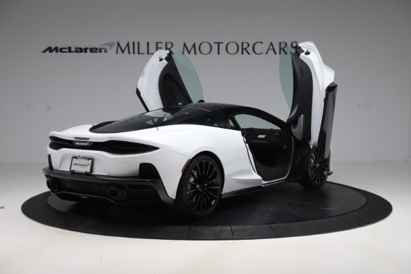 New 2020 McLaren GT Coupe for sale $257,242 at Rolls-Royce Motor Cars Greenwich in Greenwich CT 06830 14