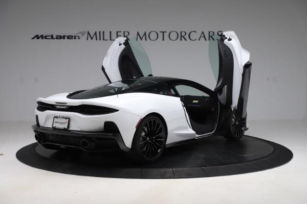 New 2020 McLaren GT Pioneer for sale $257,242 at Rolls-Royce Motor Cars Greenwich in Greenwich CT 06830 14