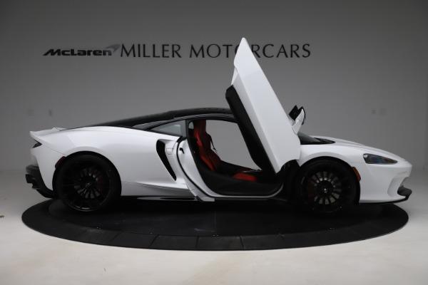 New 2020 McLaren GT Pioneer for sale $257,242 at Rolls-Royce Motor Cars Greenwich in Greenwich CT 06830 15