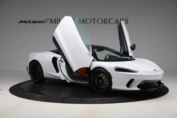 New 2020 McLaren GT Coupe for sale $257,242 at Rolls-Royce Motor Cars Greenwich in Greenwich CT 06830 16