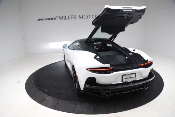 New 2020 McLaren GT Coupe for sale $257,242 at Rolls-Royce Motor Cars Greenwich in Greenwich CT 06830 17
