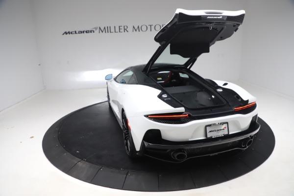 New 2020 McLaren GT Pioneer for sale $257,242 at Rolls-Royce Motor Cars Greenwich in Greenwich CT 06830 17