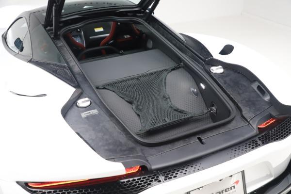 New 2020 McLaren GT Pioneer for sale $257,242 at Rolls-Royce Motor Cars Greenwich in Greenwich CT 06830 18