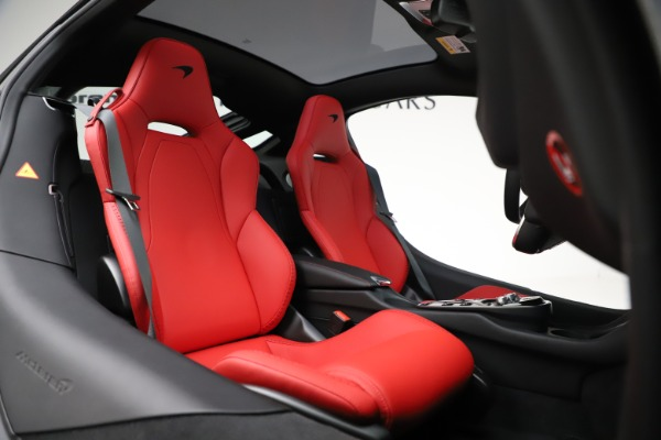 New 2020 McLaren GT Pioneer for sale $257,242 at Rolls-Royce Motor Cars Greenwich in Greenwich CT 06830 19