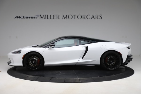 New 2020 McLaren GT Coupe for sale $257,242 at Rolls-Royce Motor Cars Greenwich in Greenwich CT 06830 2