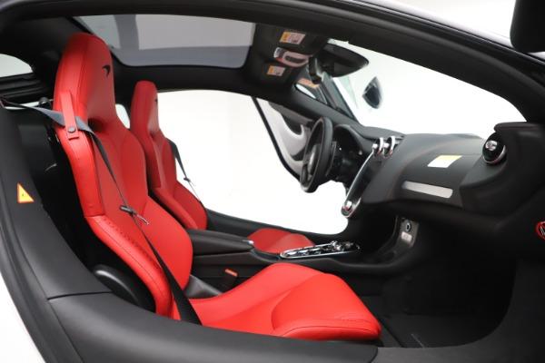 New 2020 McLaren GT Pioneer for sale $257,242 at Rolls-Royce Motor Cars Greenwich in Greenwich CT 06830 20