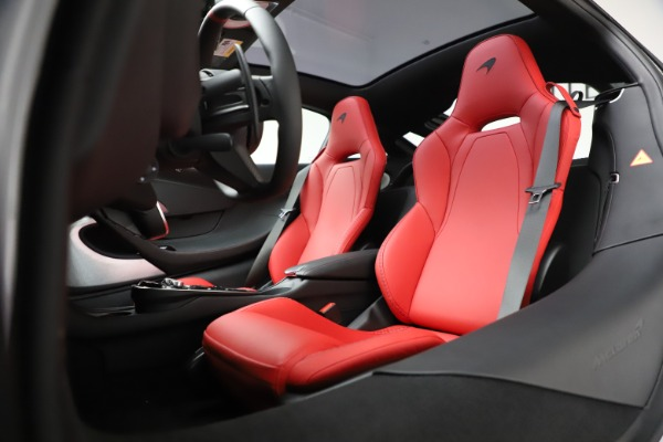 New 2020 McLaren GT Coupe for sale $257,242 at Rolls-Royce Motor Cars Greenwich in Greenwich CT 06830 21