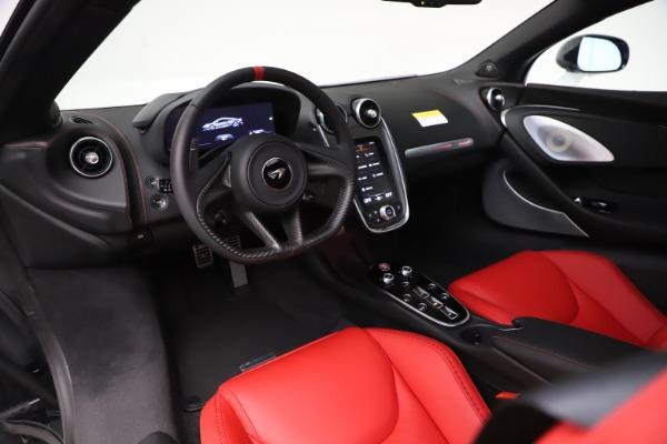 New 2020 McLaren GT Pioneer for sale $257,242 at Rolls-Royce Motor Cars Greenwich in Greenwich CT 06830 23