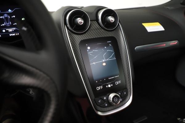 New 2020 McLaren GT Pioneer for sale $257,242 at Rolls-Royce Motor Cars Greenwich in Greenwich CT 06830 26
