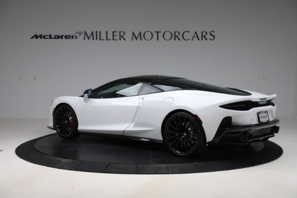 New 2020 McLaren GT Coupe for sale $257,242 at Rolls-Royce Motor Cars Greenwich in Greenwich CT 06830 3